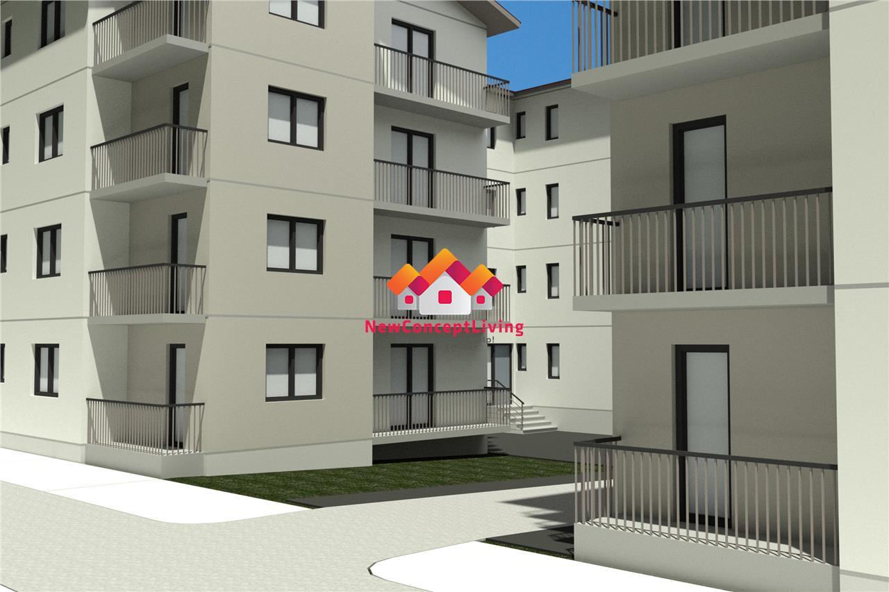 Apartament de vanzare in Sibiu - complet decomandat - 2 camere