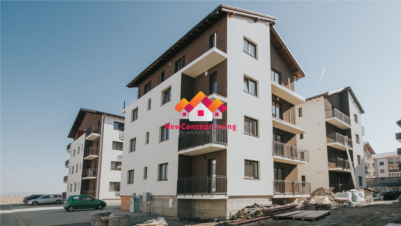 Apartament de vanzare in Sibiu - intabulat si decomandat - 2 camere