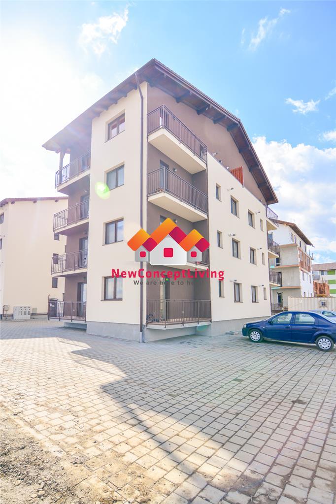 Apartament de vanzare in Sibiu -INTABULAT - LA CHEIE - terasa si pod