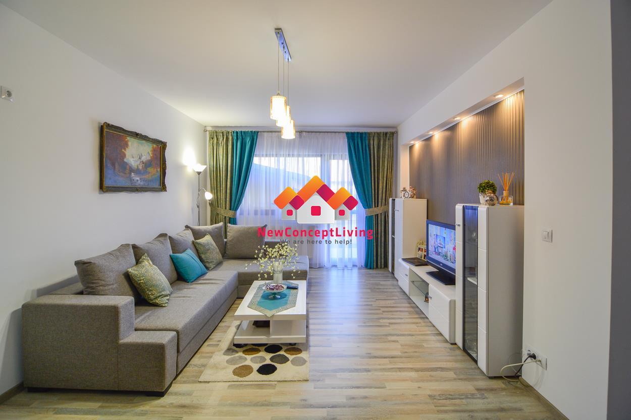 Apartament de vanzare in Sibiu - la vila - confort lux