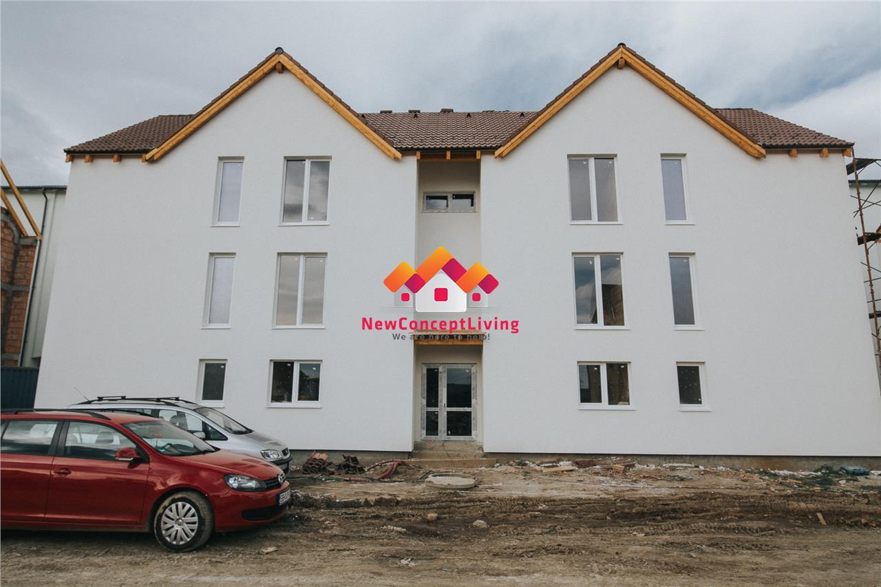 Apartament de vanzare in Sibiu - 3 camere - 57 mp utili
