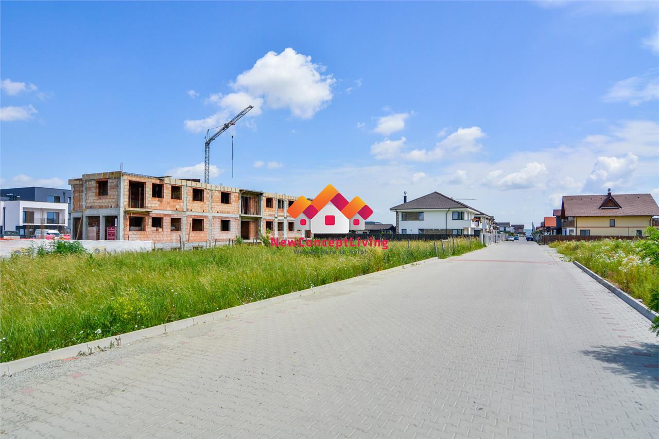 Apartament de vanzare in Sibiu - 5 camere si 5 balcoane
