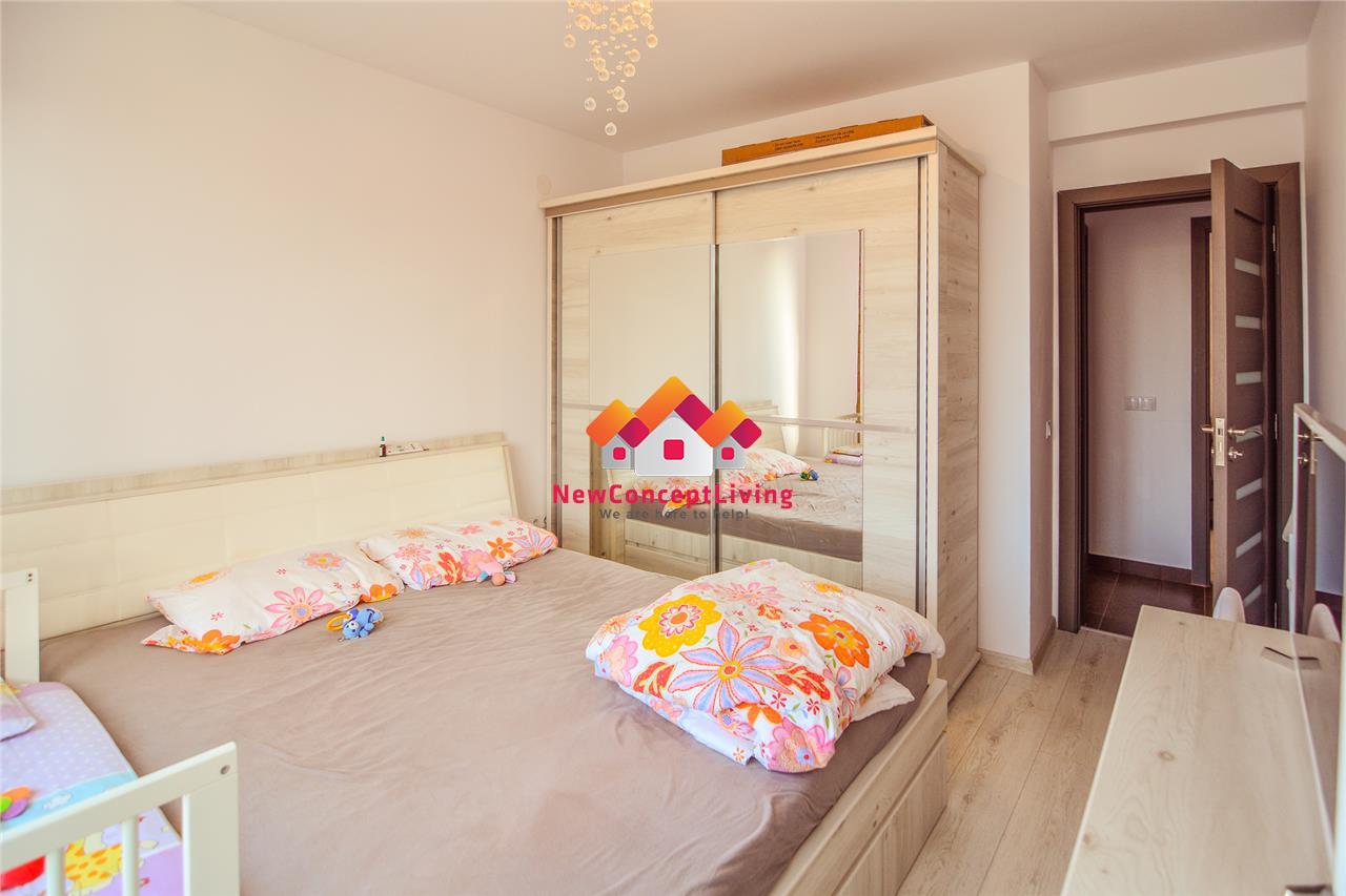 Casa de vanzare in Sibiu - de tip qvadruplex - la cheie