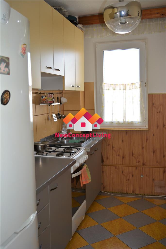 Apartament 3 camere in Sibiu - Aleea Biruintei - Balcon si Pivnita
