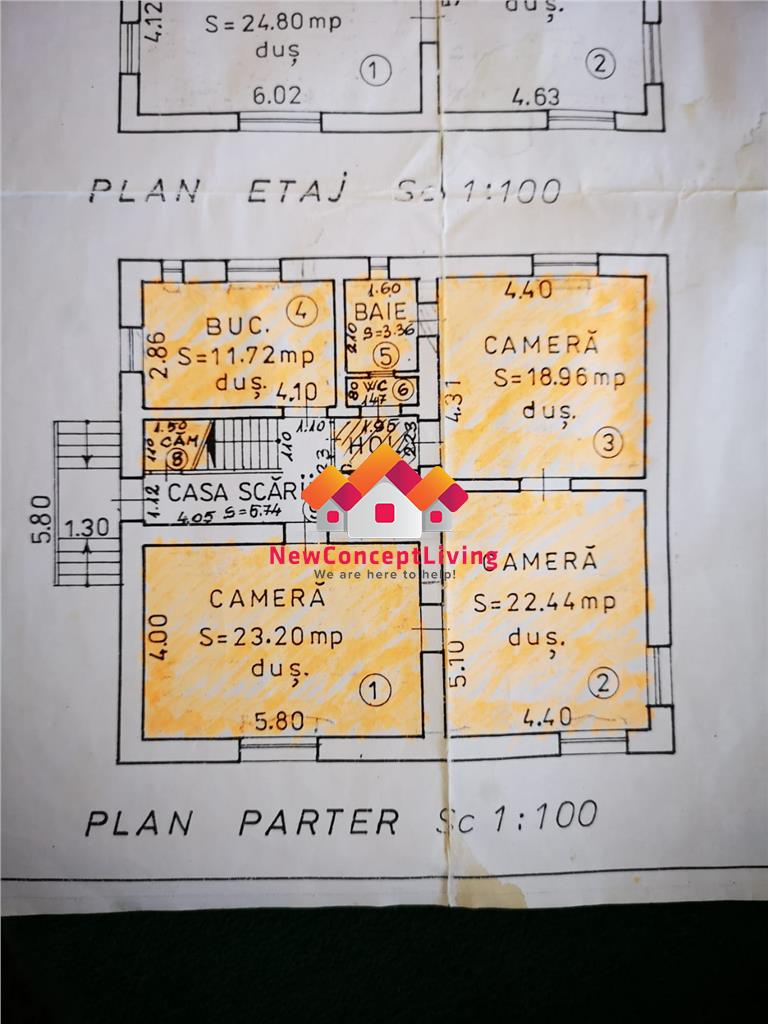 Apartament de vanzare in Sibiu cu 3 camere- Zona Premium