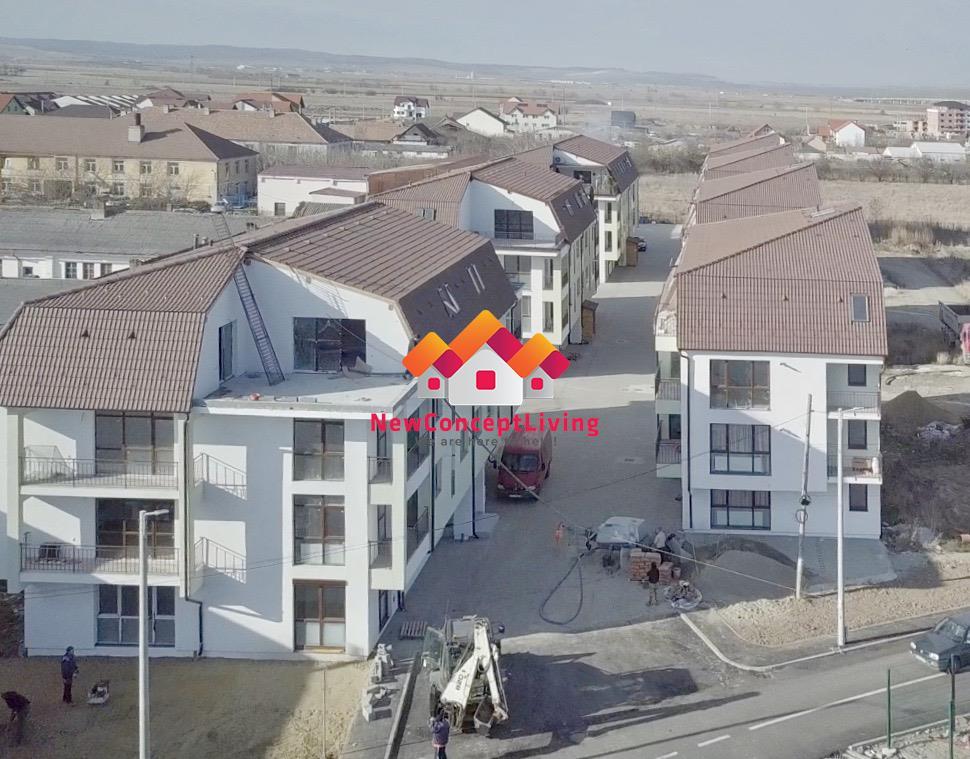 Apartament de vanzare in Sibiu - 3 camere - etaj intermediar -