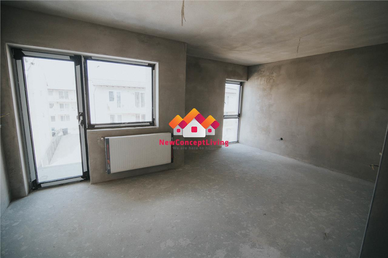 Apartament de vanzare in Sibiu cu 3 camere- Total Decomandat