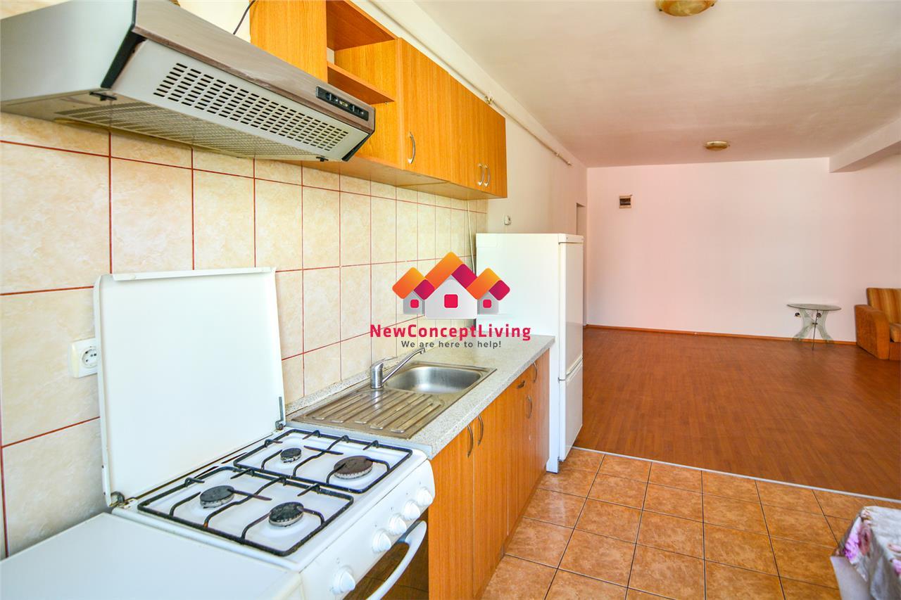 Apartament de vanzare in Sibiu - etaj intermediar - zona Rahovei