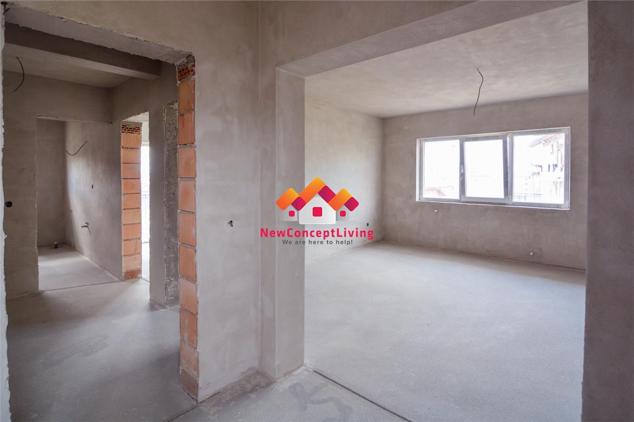 Apartament de vanzare in Sibiu - Etaj 1 cu Balcon si Loc de parcare