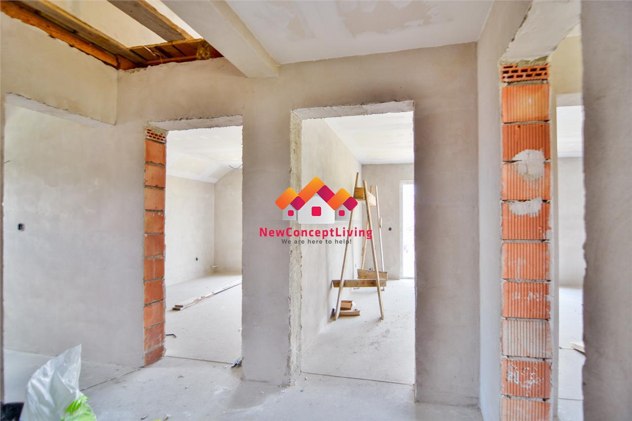 Apartament de vanzare in Sibiu - 2 Camere + Pod de 32 Mp si Parcare