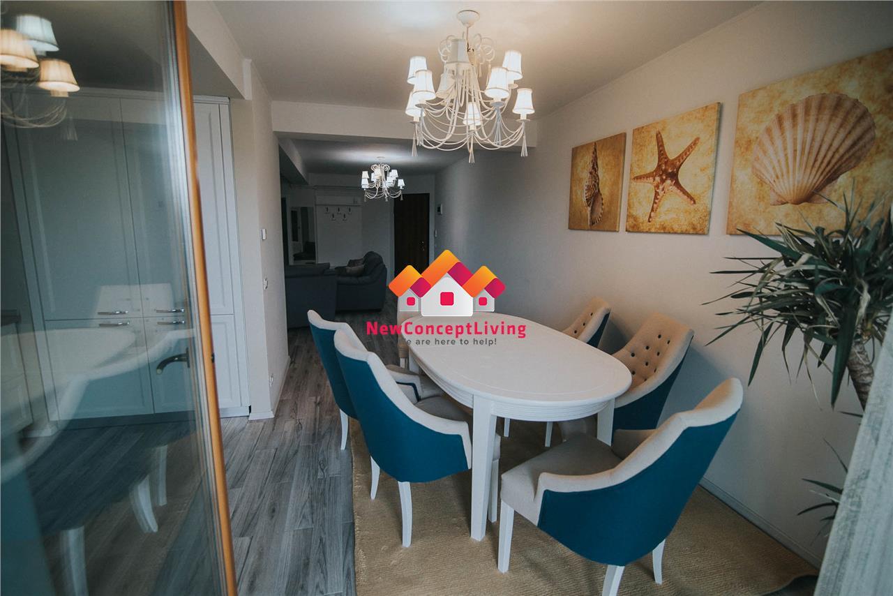 Apartament de inchiriat in Sibiu - 3 camere - parcare + boxa in subsol