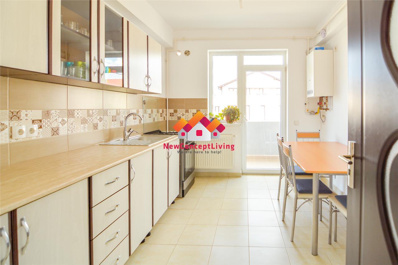Apartament de vanzare in Sibiu - Decomandat - La Cheie cu Balcon