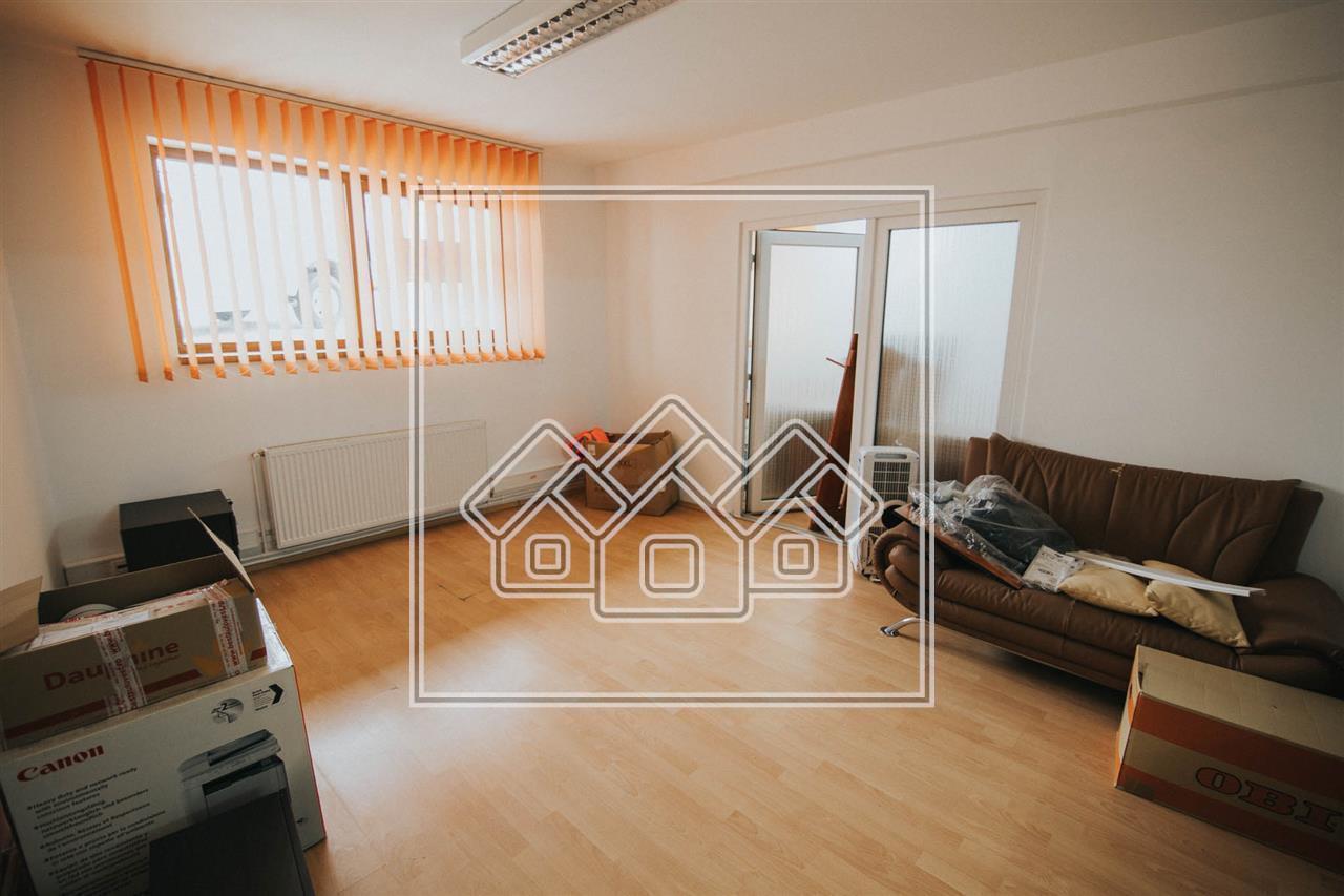 Apartament / Spatiu Birouri de vanzare in Sibiu - 66mp -zona centrala