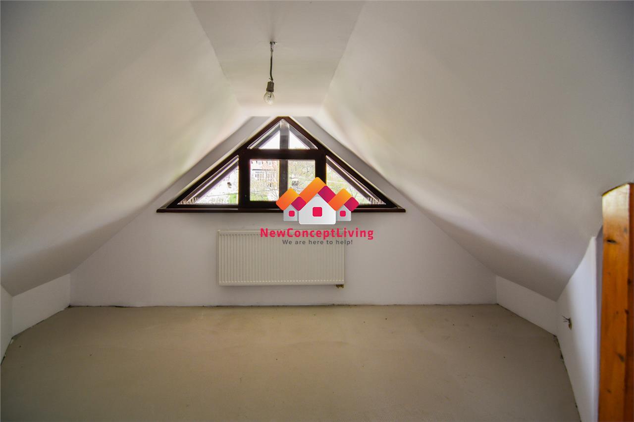 Villa Grande - pensiune de vanzare in inima Cisnadioarei