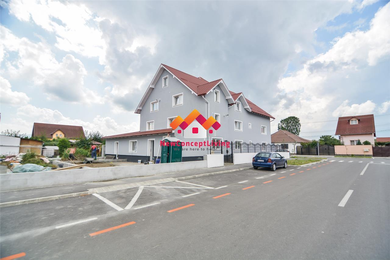 Apartament de vanzare in Sibiu cu 2 camere si gradina
