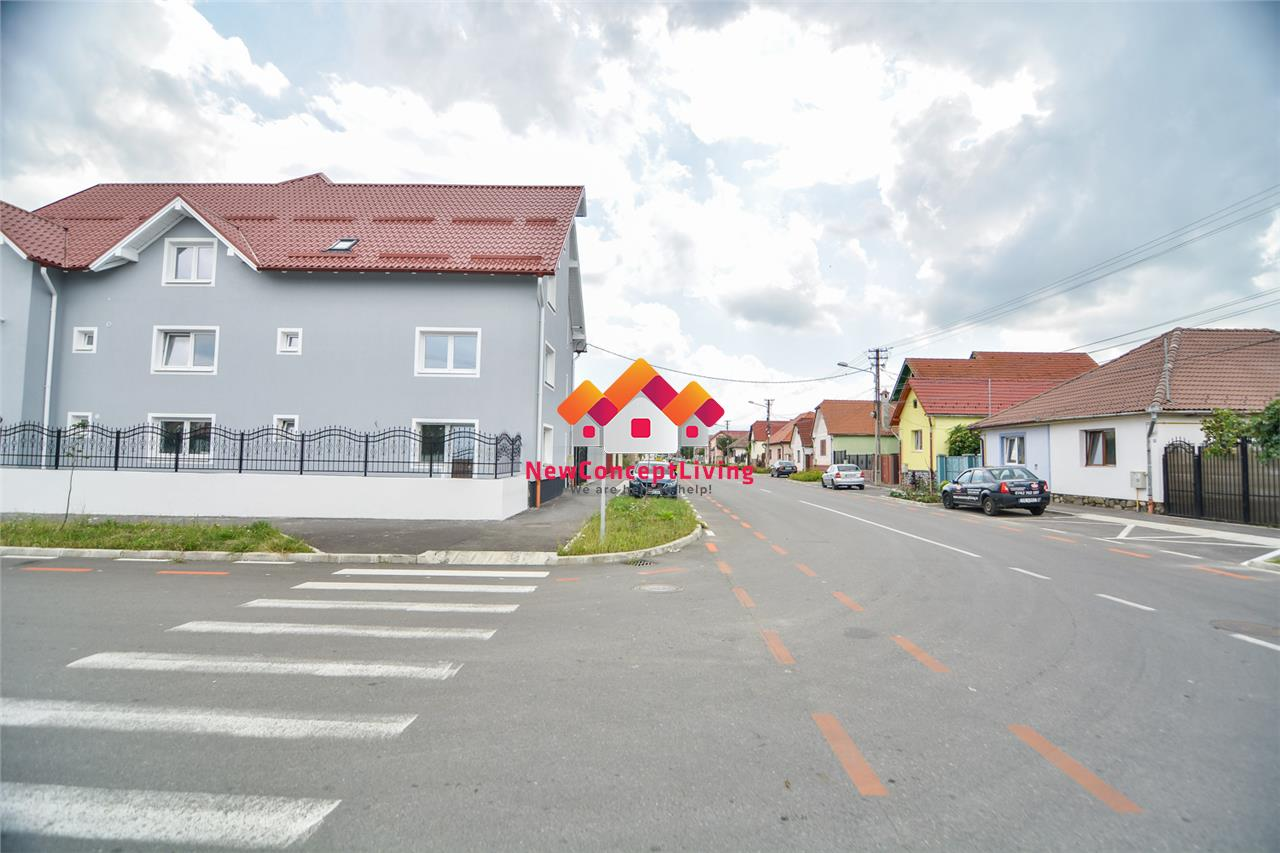Apartament de vanzare in Sibiu cu 2 camere si Pod de 40 mp