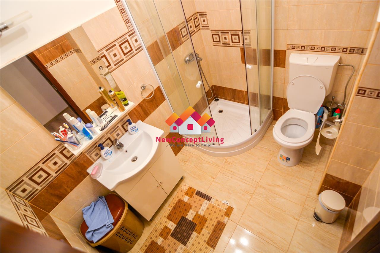 Apartament de vanzare in Sibiu - mobilat si utilat - zona Dedeman