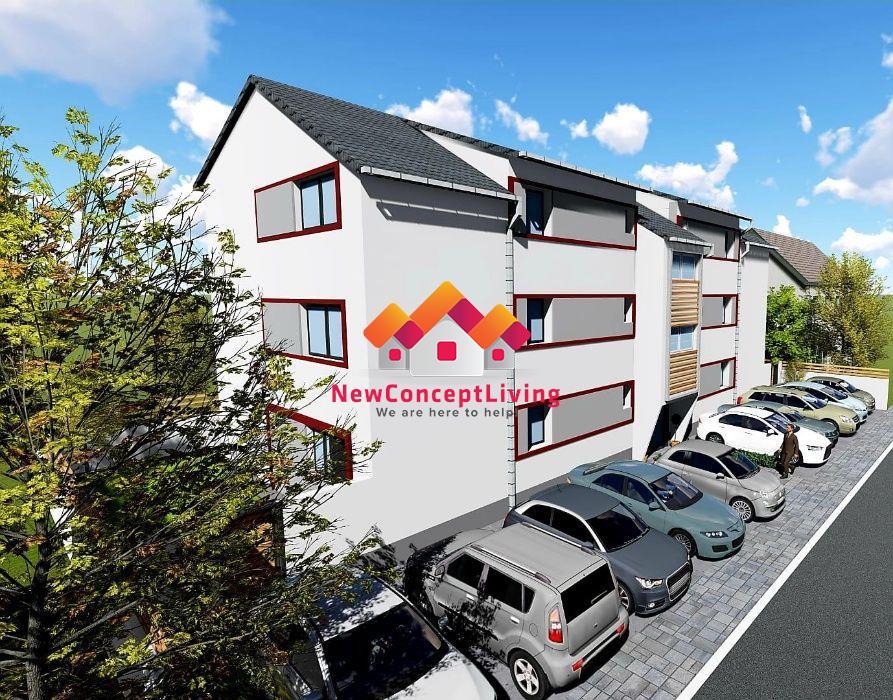 Apartament de vanzare decomandat cu 2 camere in Sibiu - Selimbar