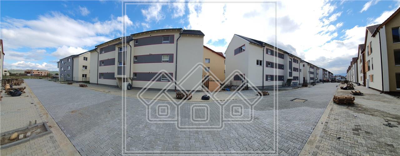 Apartament de vanzare in Sibiu + pod - Selimbar