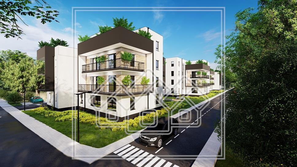 Apartament vanzare in Sibiu cu 2 camere in Zona Superba