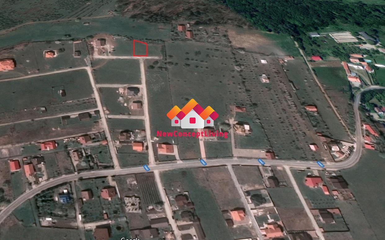 Teren de vanzare in Sibiu - intravilan constructii - sat Tocile