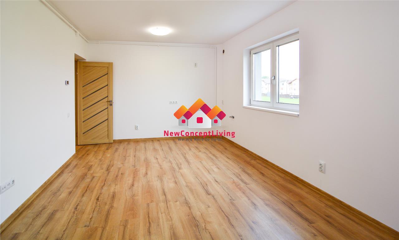 Apartament de vanzare in Sibiu- finisat la cheie - gradina proprie