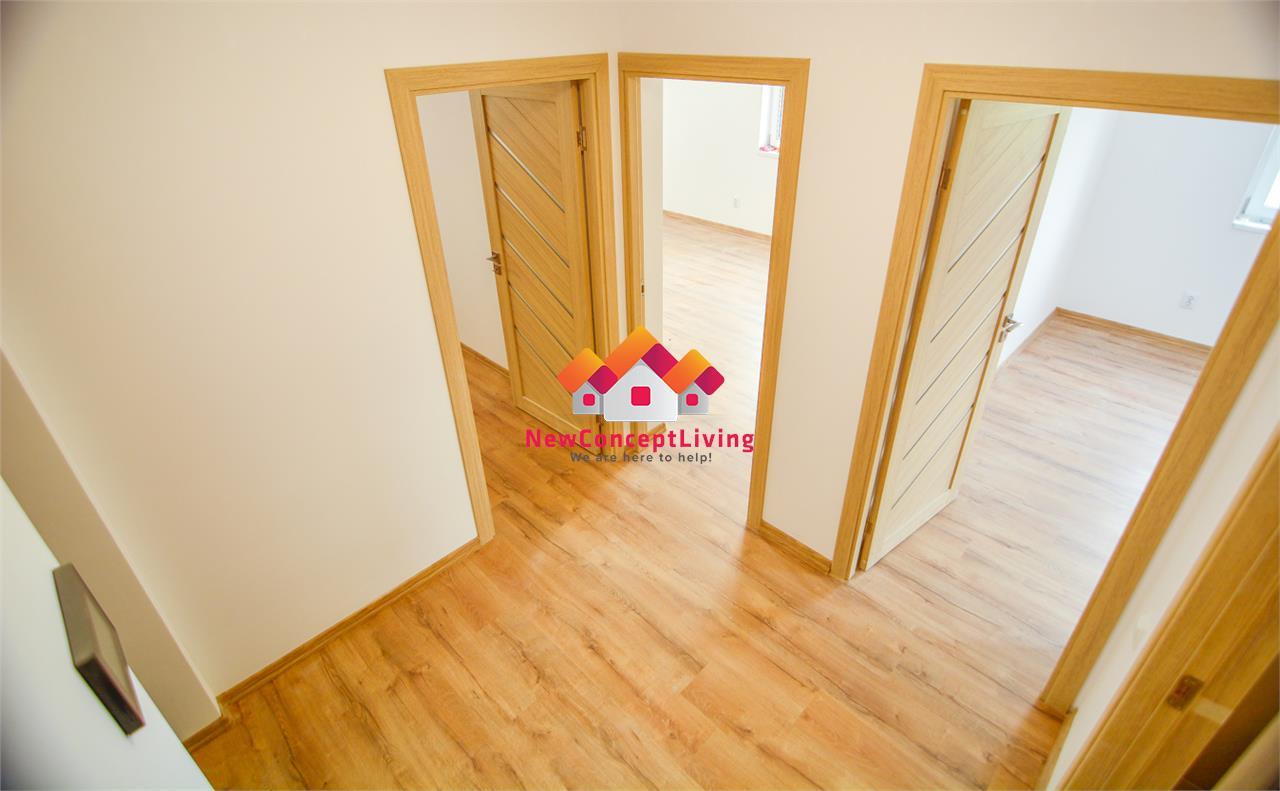 Apartament de vanzare in Sibiu-etaj intermediar-finisat la cheie