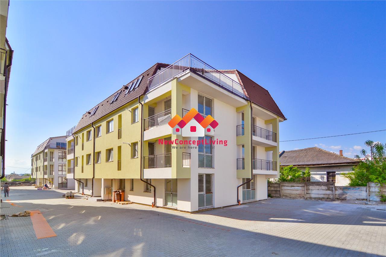 Apartament de vanzare in Sibiu, 3 camere - Lacul lui Binder