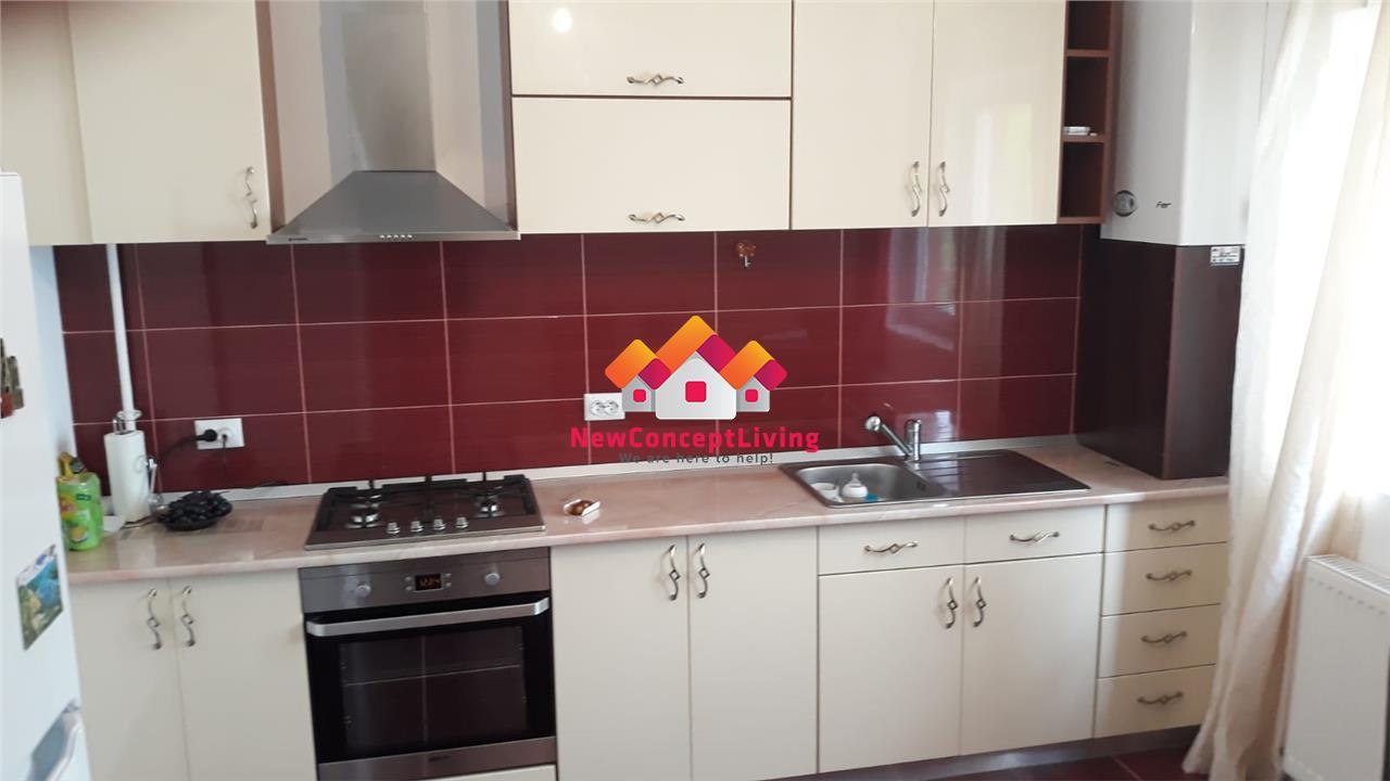Apartament de inchiriat in Sibiu - 4 camere, zona Sacel