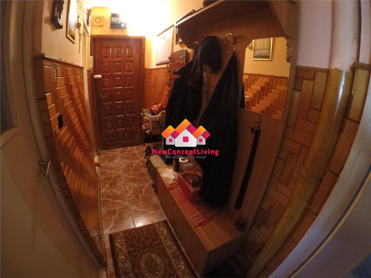 Apartament cu 2 camere de vanzare in Sibiu - Cedonia