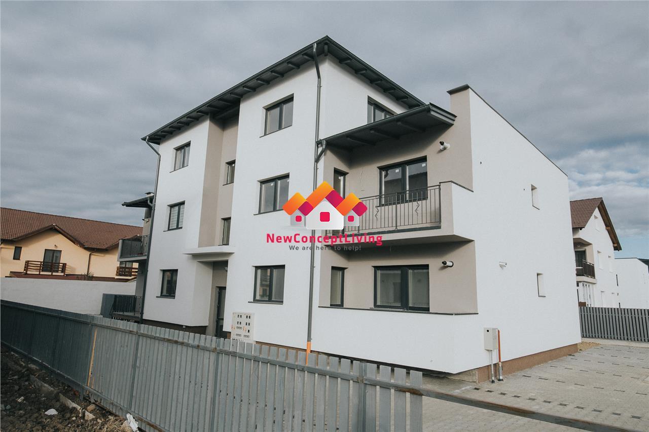 Apartament de vanzare in Sibiu de tip Penthouse cu Terasa de 35 mp