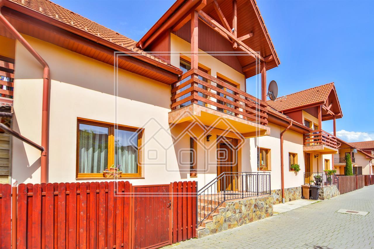 Casa de vanzare in Sibiu - proprietate superba - Turnisor - LA CHEIE