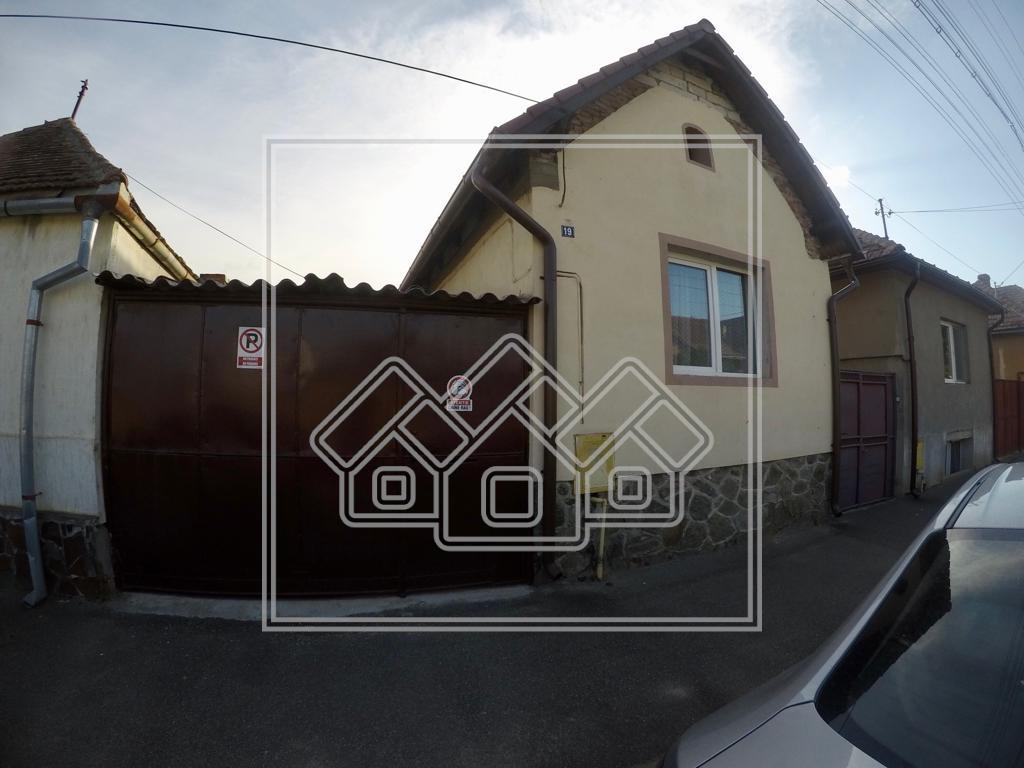 Casa individuala de vanzare in Sibiu - zona Lazaret