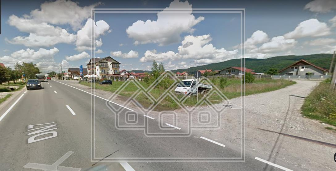 Teren de vanzare in Sibiu zona Vestem cu utilitatile incluse in pret