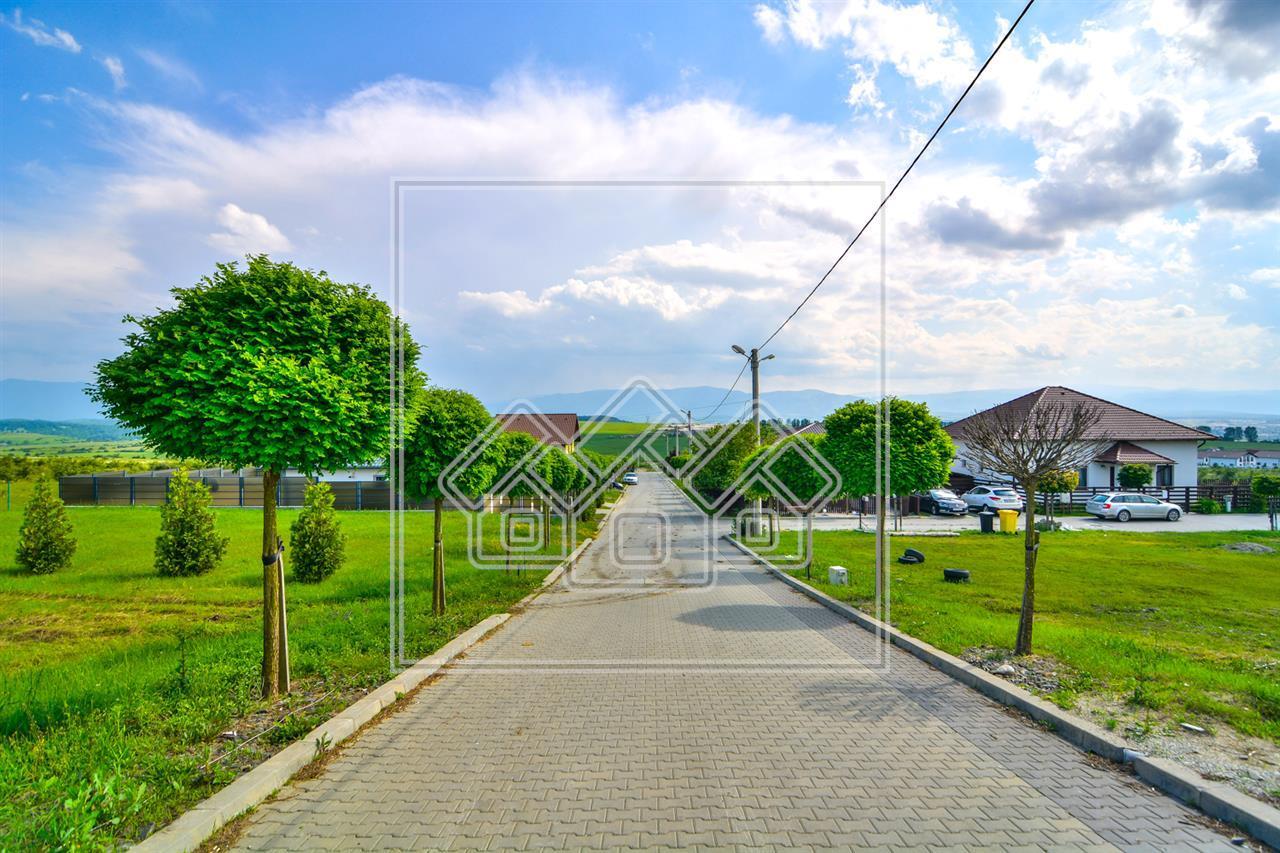 Casa de vanzare in Sibiu - zona superba
