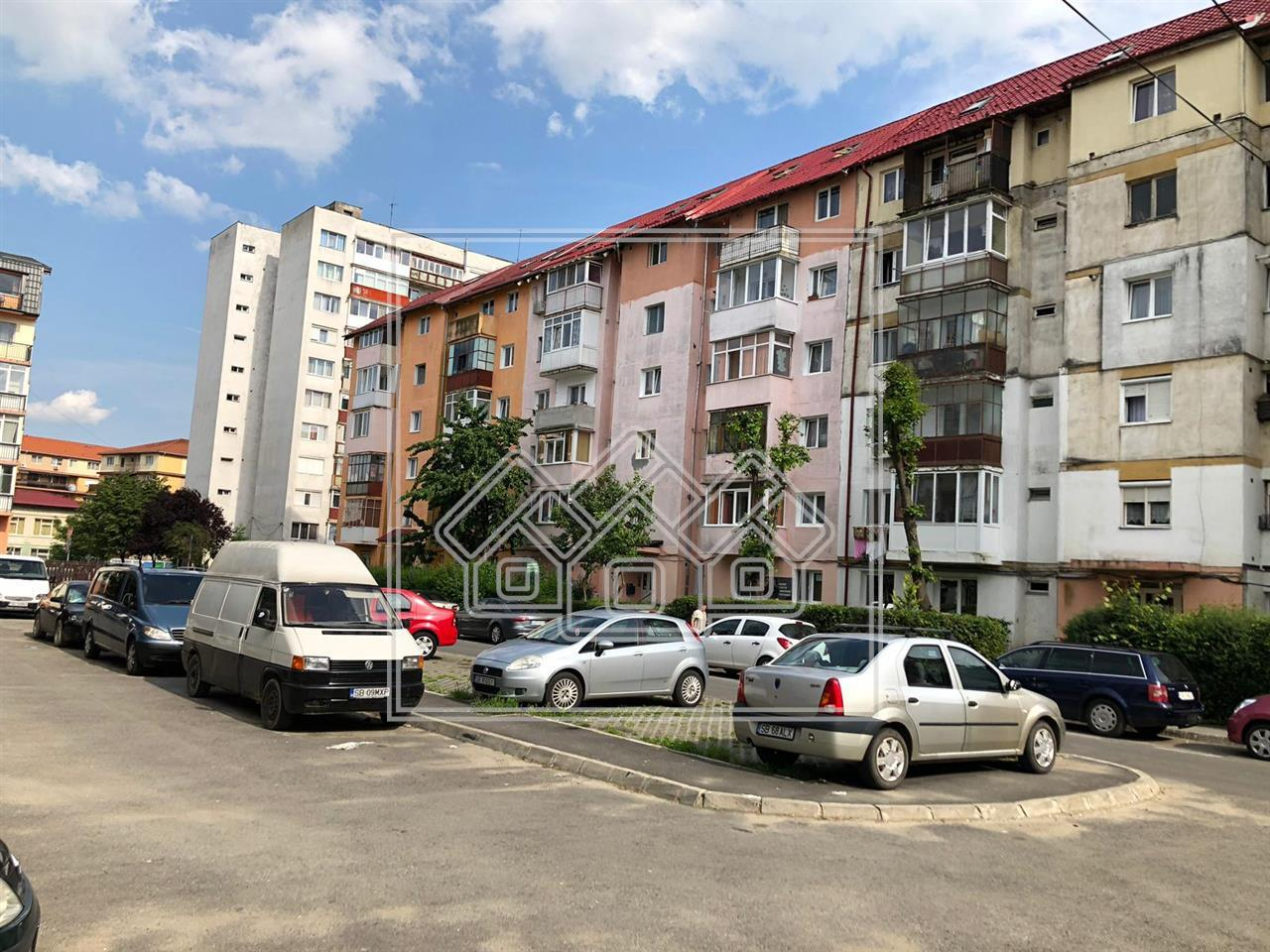 Apartament de vanzare in Sibiu cu 2 camere