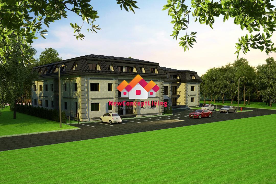 Apartament de vanzare in Sibiu - 5 camere si gradina 185 mp