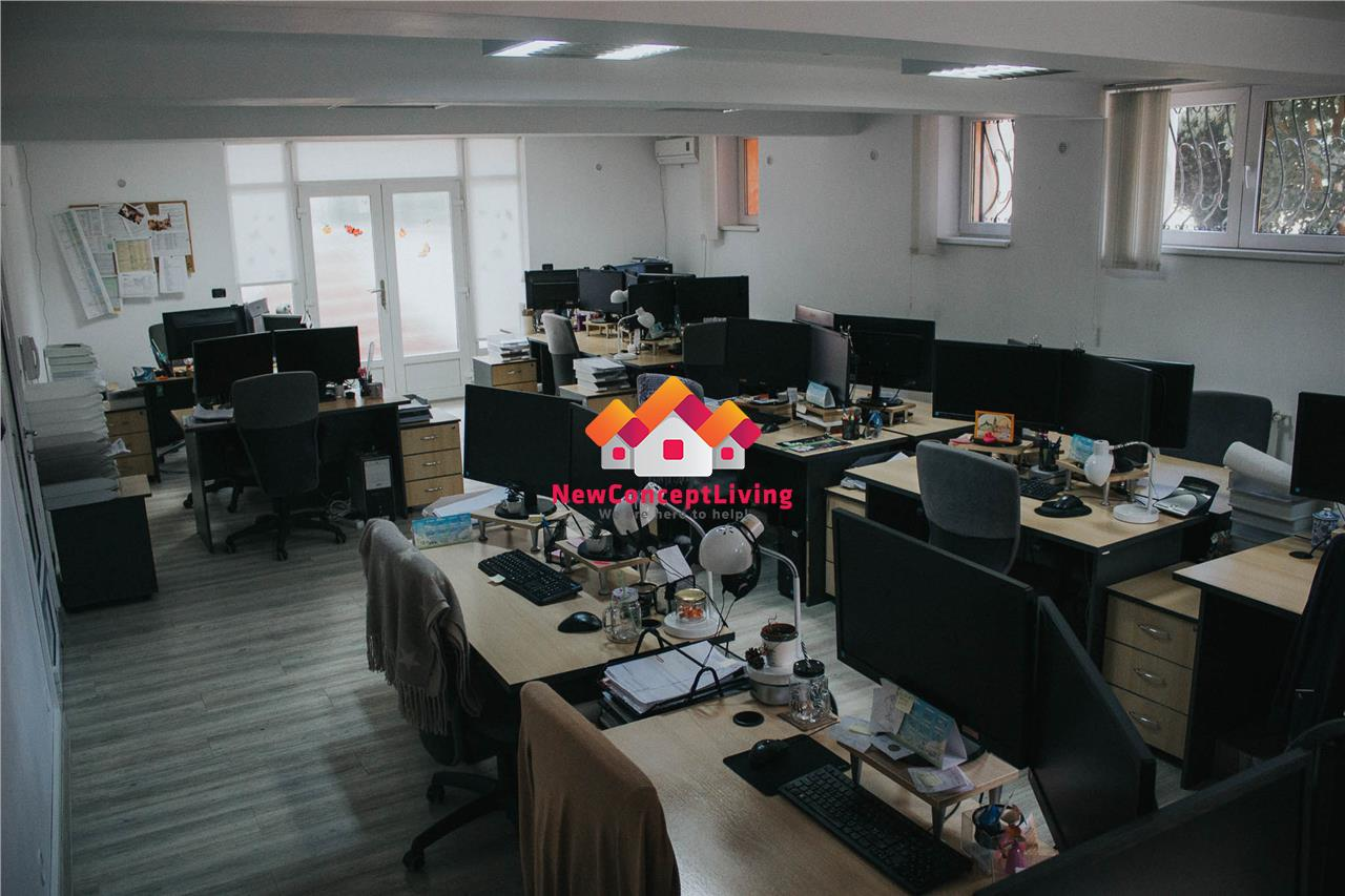 Spatiu de birouri de inchiriat in Sibiu - zona Calea Dumbravii