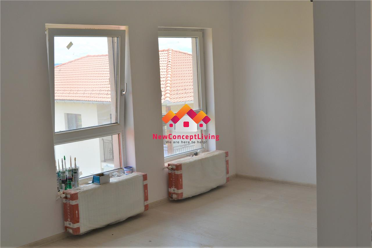 Apartament de vanzare in Sibiu - finisat la cheie - Calea Cisnadiei