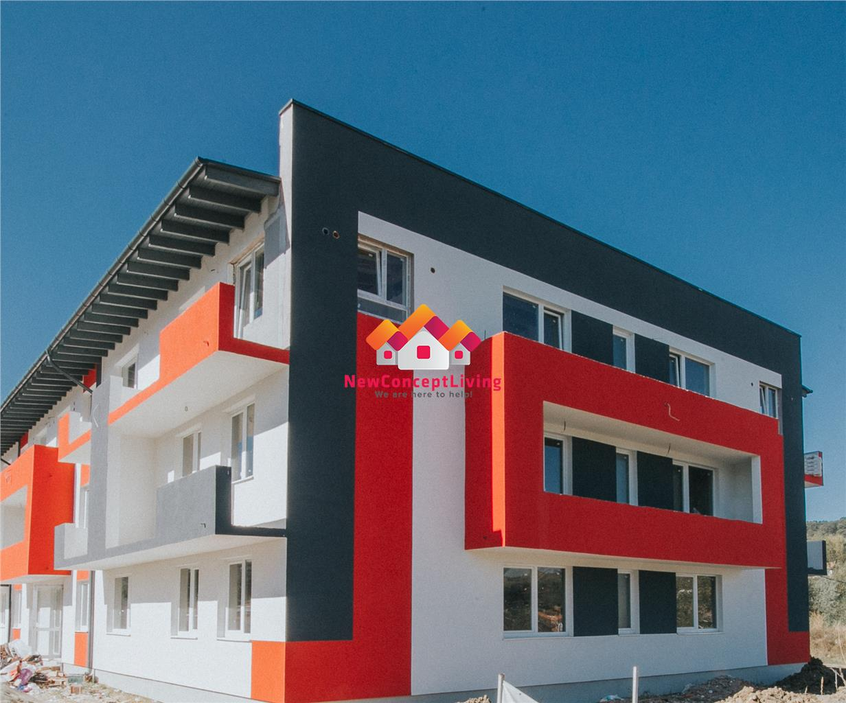Apartament de vanzare in Sibiu  -- Cisnadie - (R)