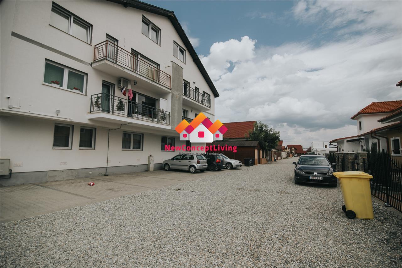 Apartament de vanzare in Sibiu - finisaje de lux - etaj 2 - Selimbar