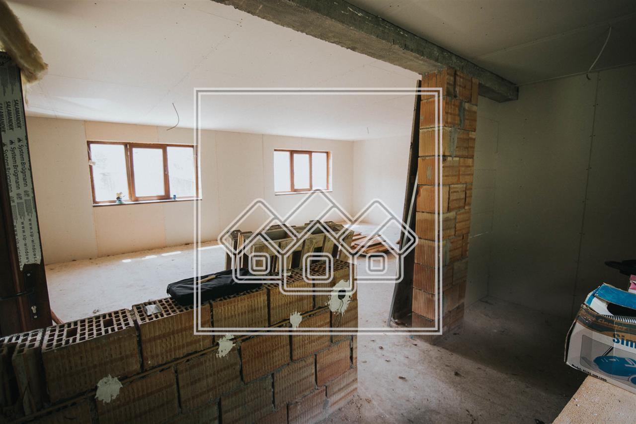 Casa de vanzare in Sibiu -- Gura Raului
