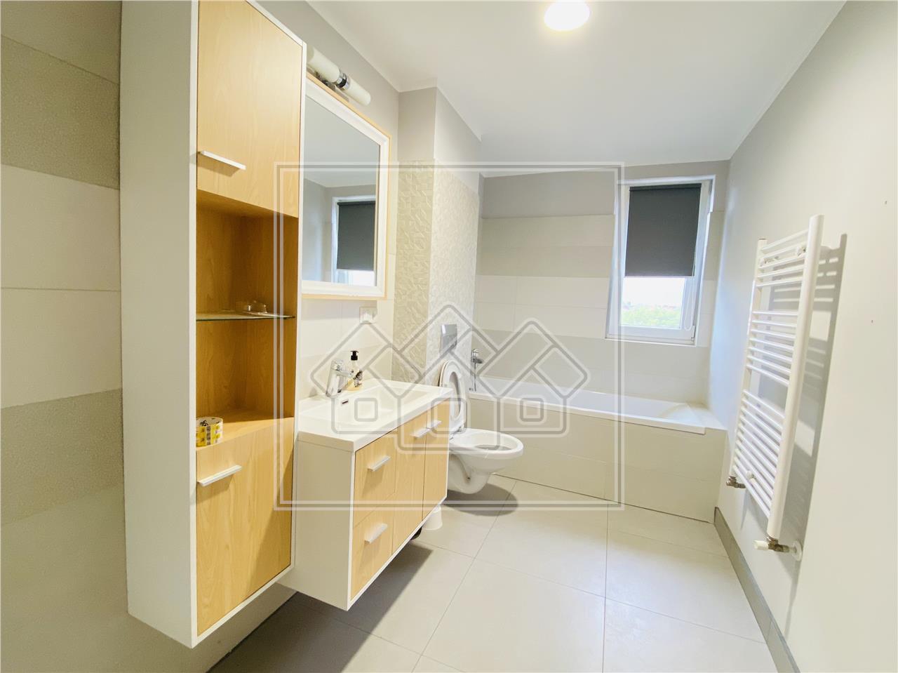 Penthouse confort lux - 4 camere - terasa de 32 mp