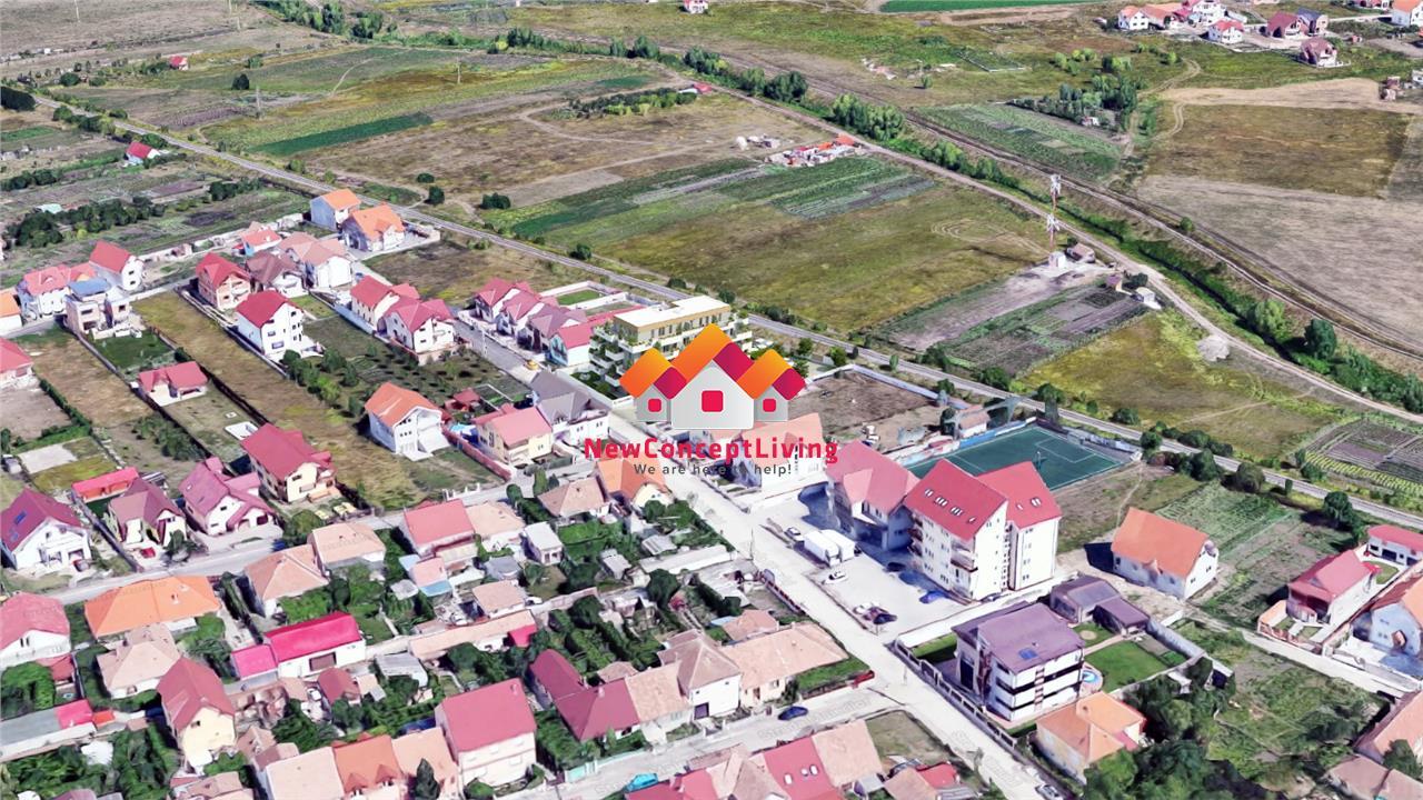 Apartament de vanzare in Sibiu de tip Penthouse cu 3 camere