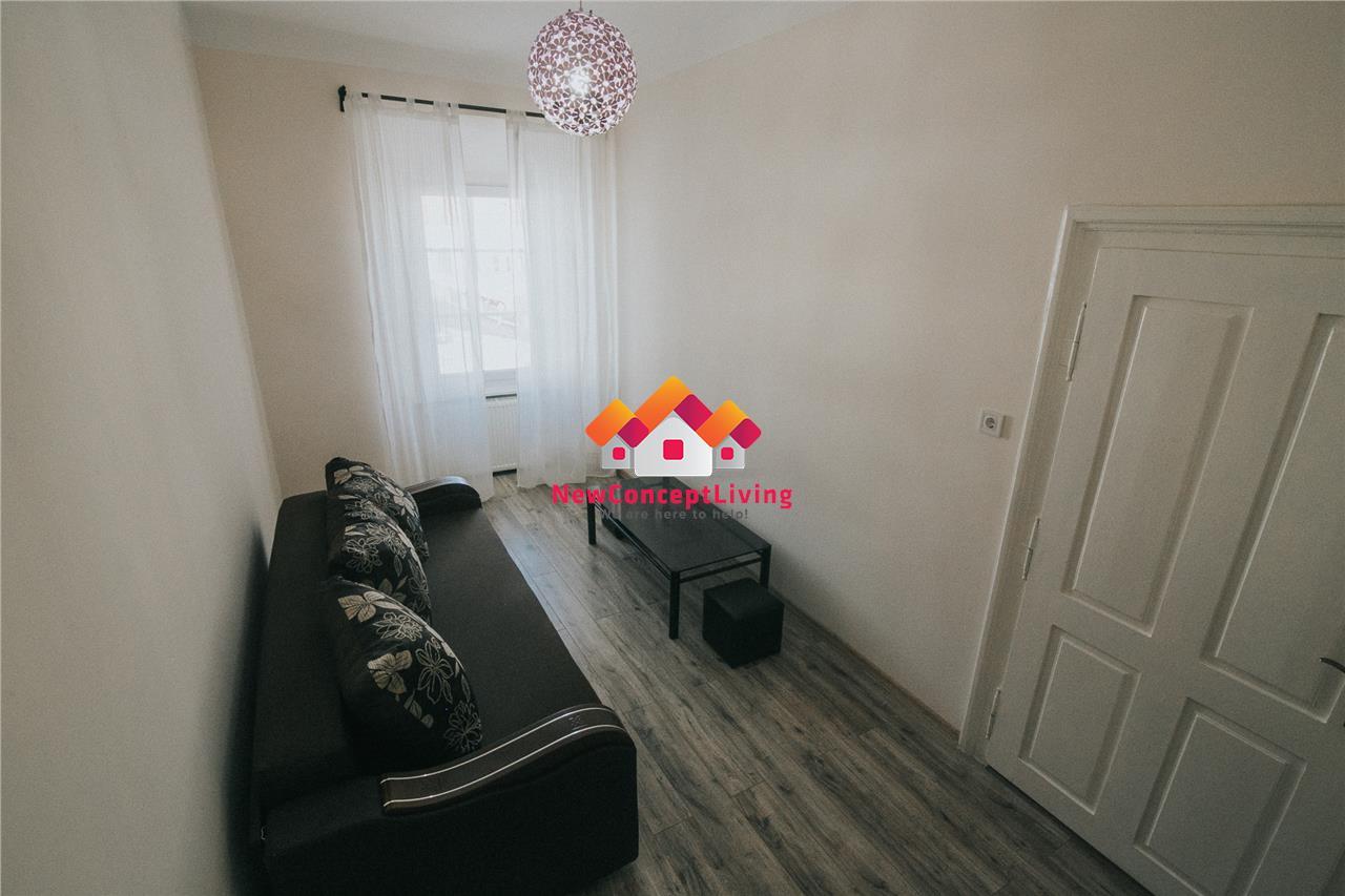 Apartament de inchiriat in Sibiu -NOU- Zona Ultracentrala