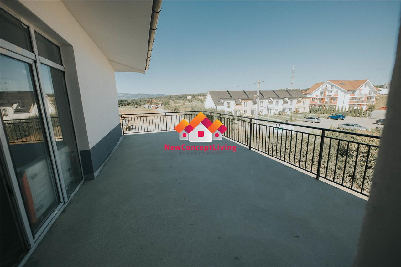 Apartament de vanzare in Sibiu - 3 camere - terasa mare - Intabulat