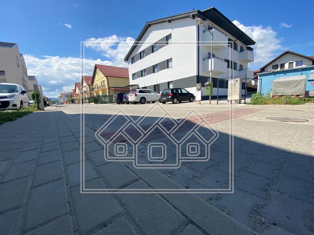 Apartament de vanzare in Sibiu - 3 camere - 60mp + balcon