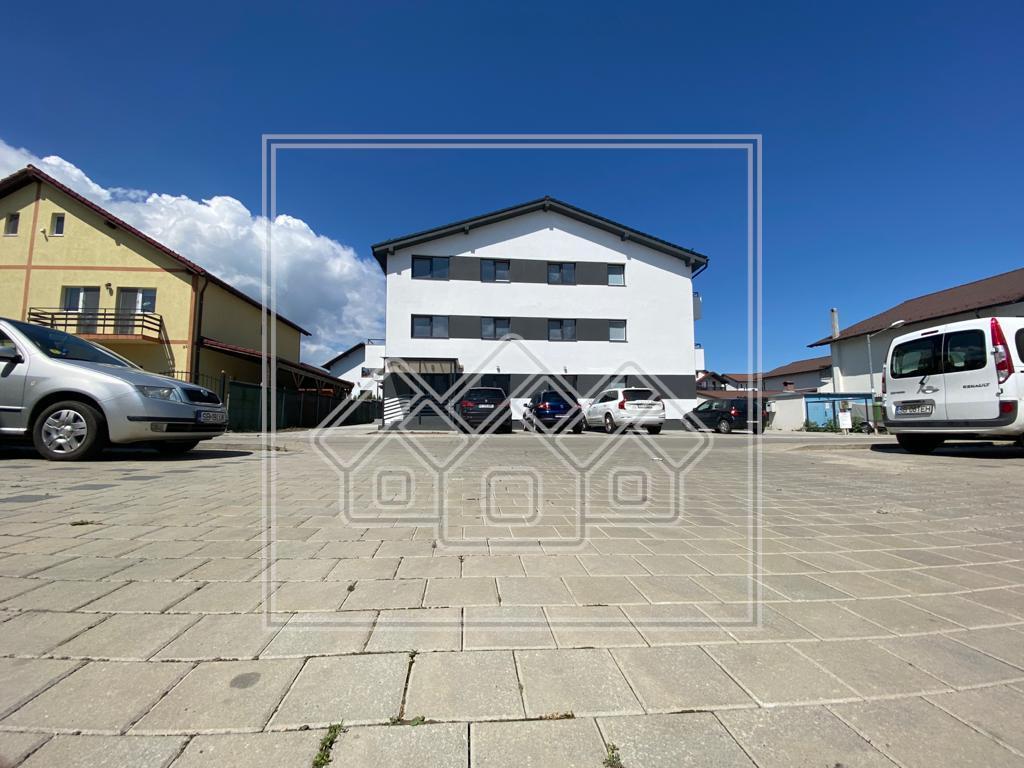 Apartament de vanzare in Sibiu - 3 camere - la alb sau la cheie