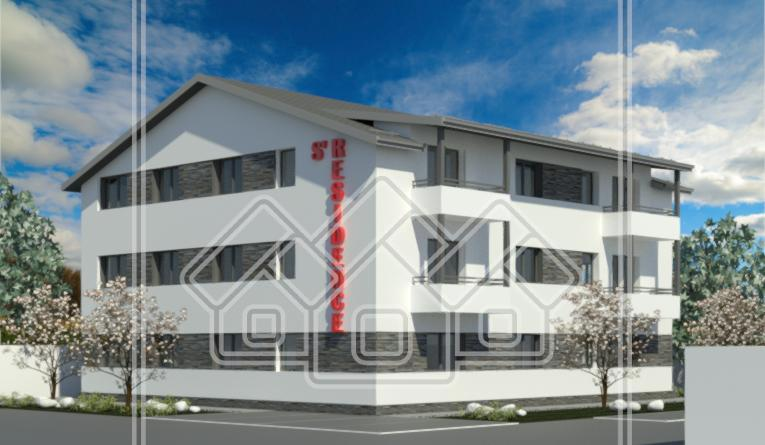 Apartament de vanzare in Sibiu - 3 camere - ansamblu nou