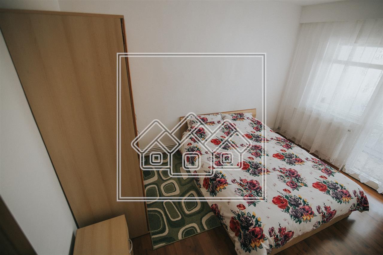 Apartament de vanzare in Sibiu - 4 camere si 2 balcoane - Strand I